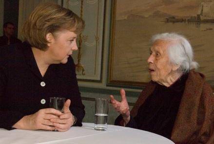 Tischgespräch Merkel Freya